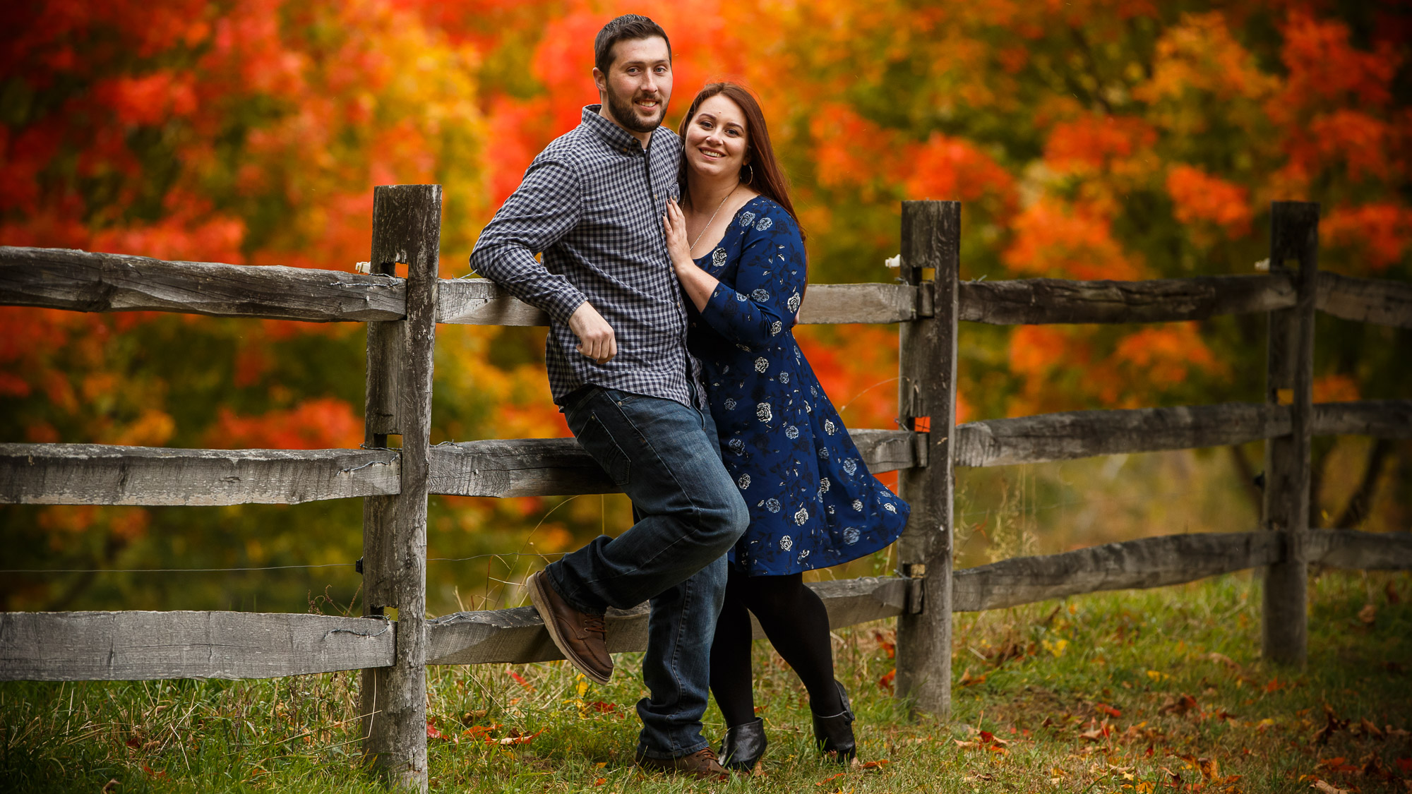 Engagement photographers in CT