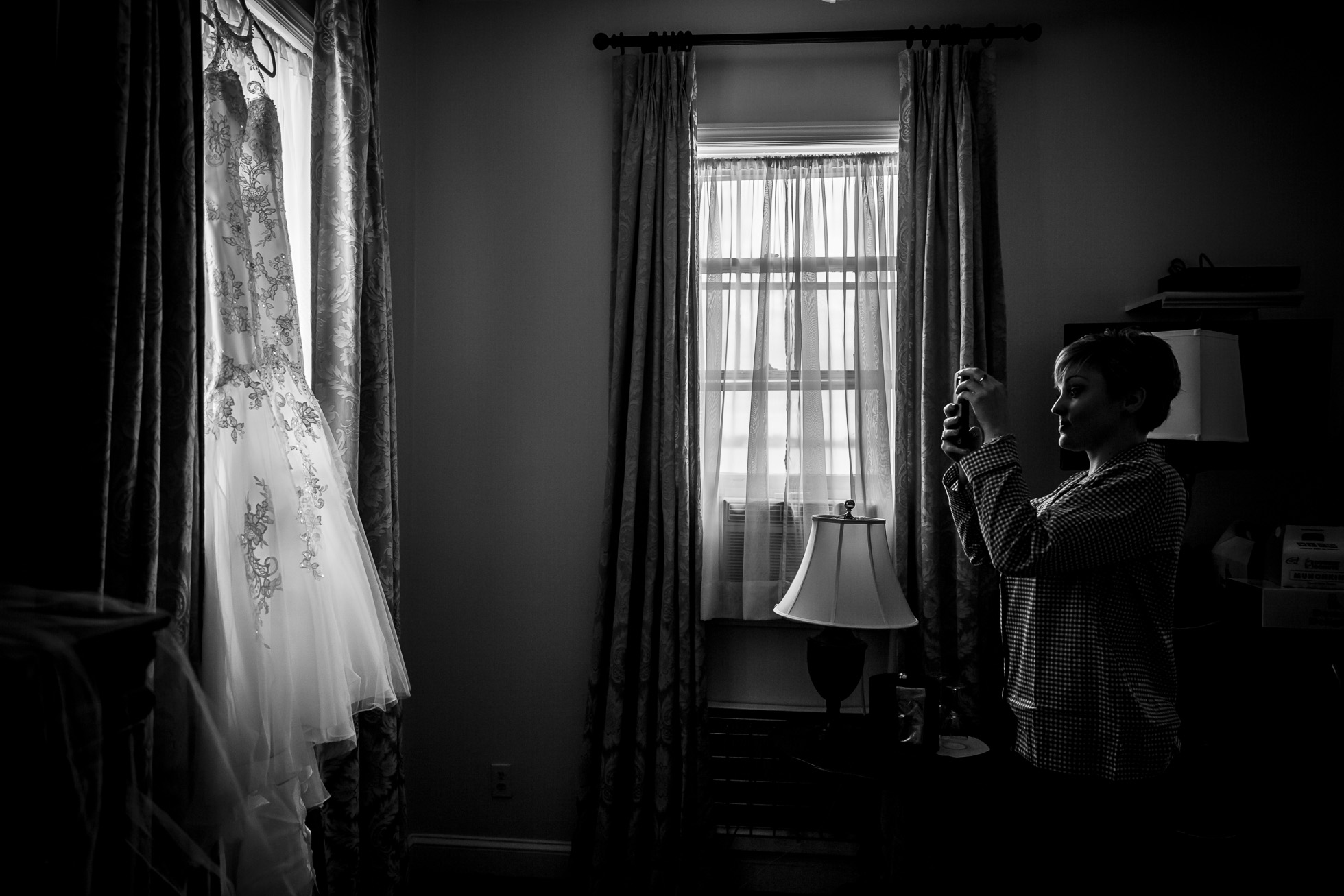 Connecticut documentary wedding photographers
