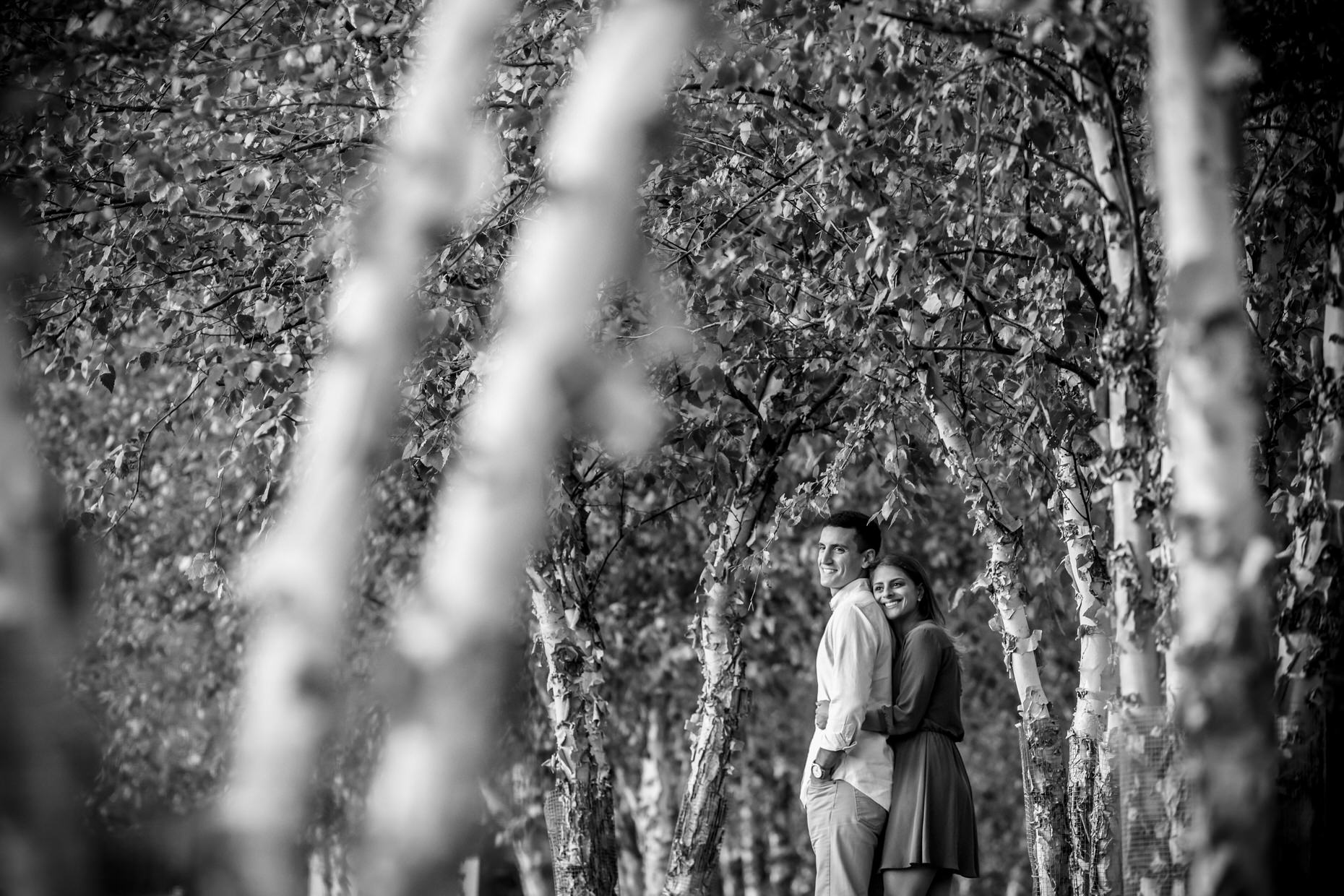 Engagement Photos in CT