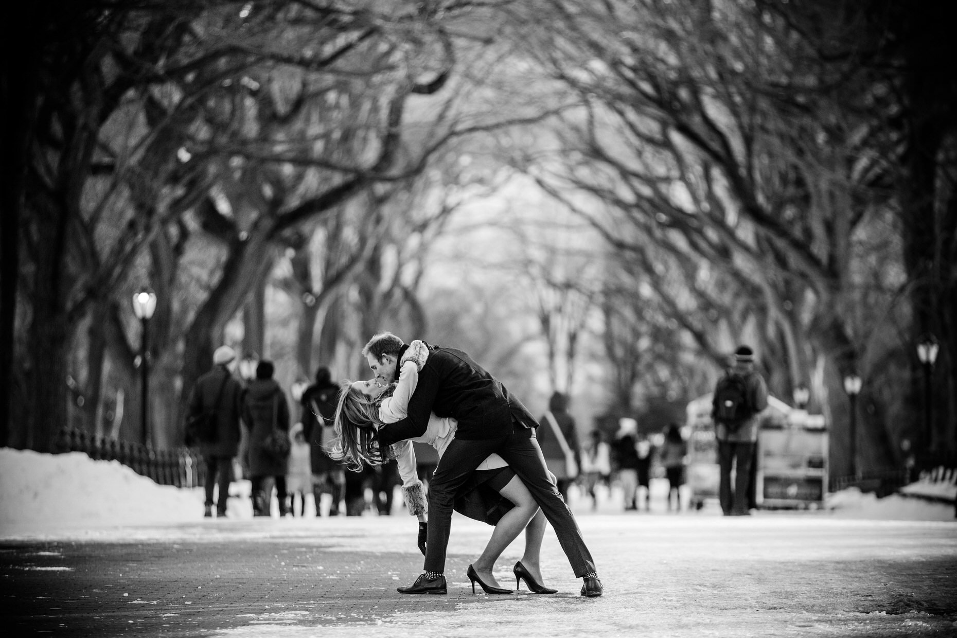 Engagement Photographers in NY