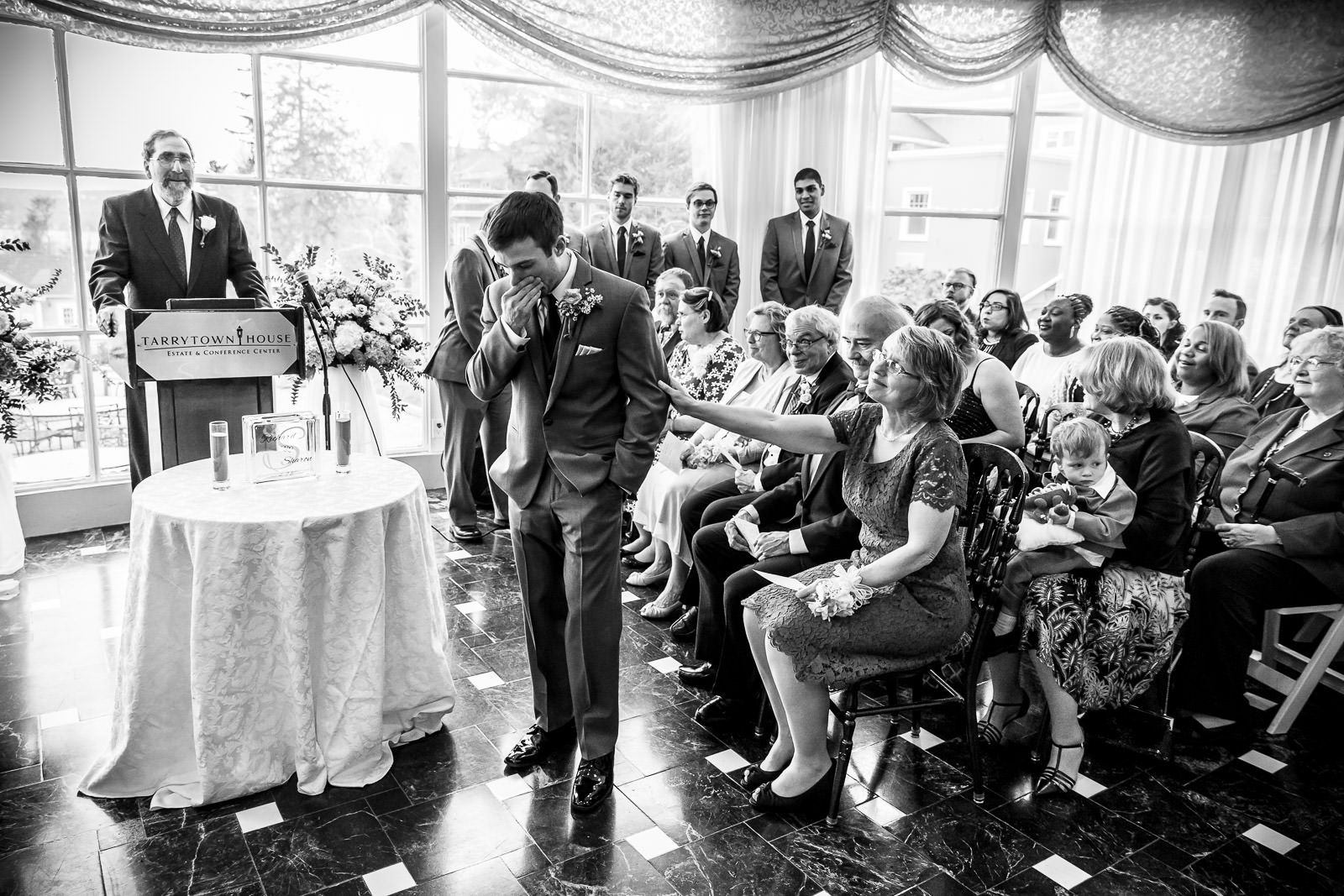 tarrytown house estate wedding photographers