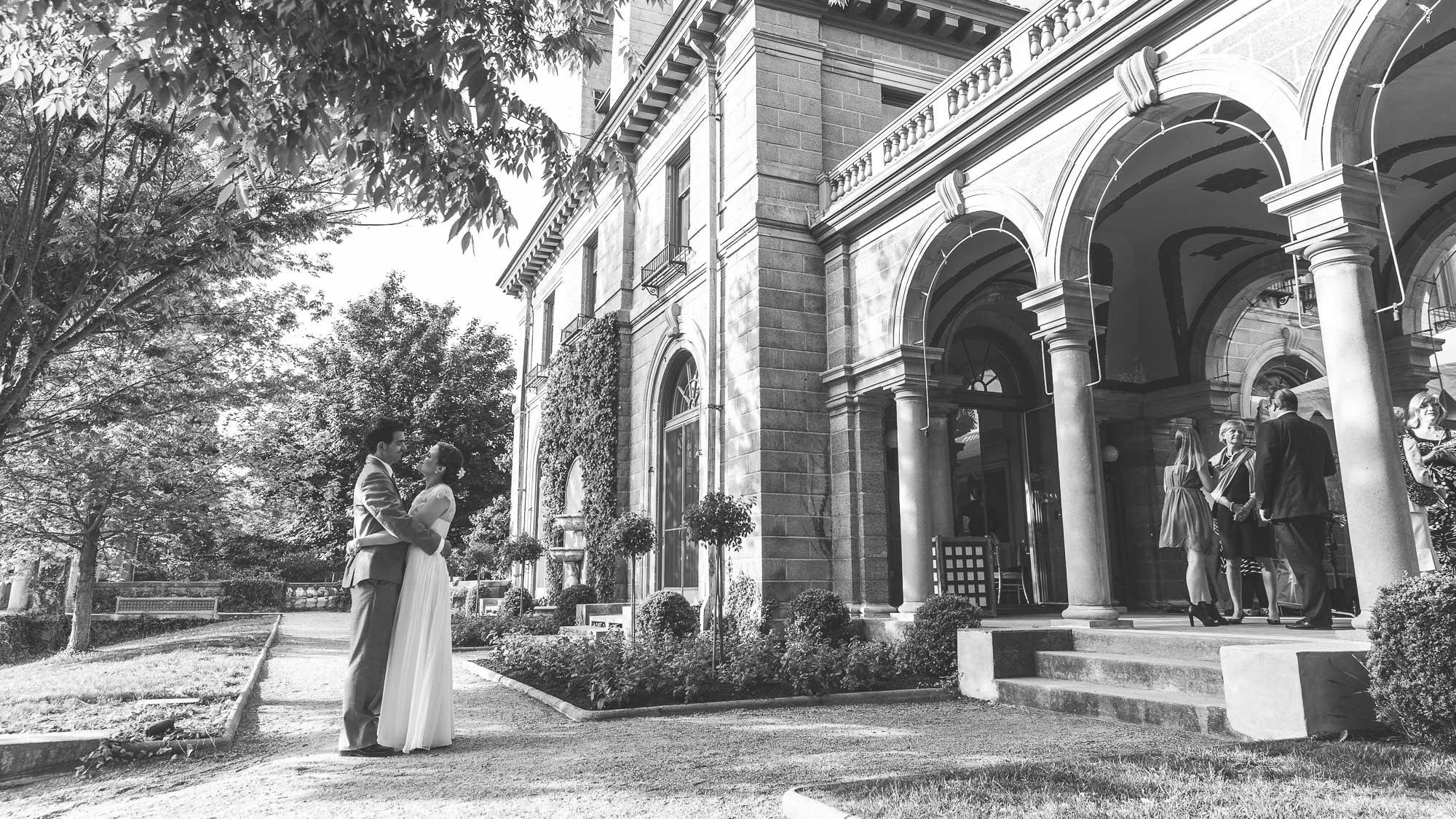 Eolia Mansion Wedding Photographers